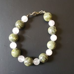 Jewelry - Silver 925 bracelet with accents